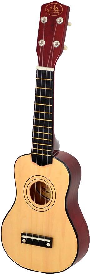 ts-ideen 5236 Guitarra clásica de juguete: Amazon.es: Instrumentos ...
