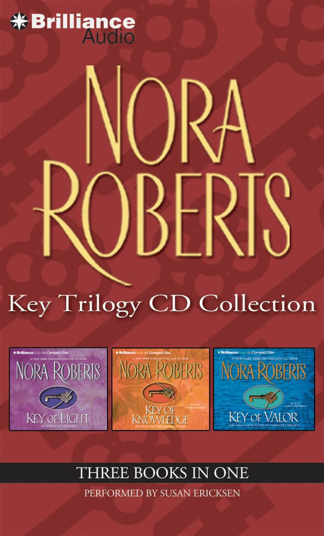 Read Online Nora Roberts Key Trilogy CD Collection: Key of Light, Key of Knowledge, Key of Valor ebook