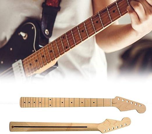 Ganmek Cuello De Guitarra Eléctrica, 22 Trastes Puntos De Marca ...