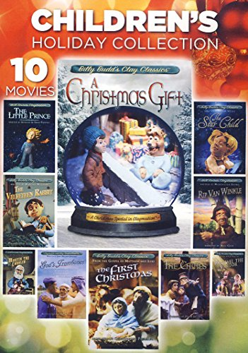 (10-Movie Children's Holiday Collection (The Little Prince / The Velveteen Rabbit / The Star Child / God's Trombones / The Chimes / Michael The Visitor / The First Christmas / A Christmas Gift / Rip Van Wrinkle / Martin the Cobbler))