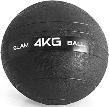 Slam Ball A, 4 kg, LiveUp Sports, Preto   Amazon.com.br