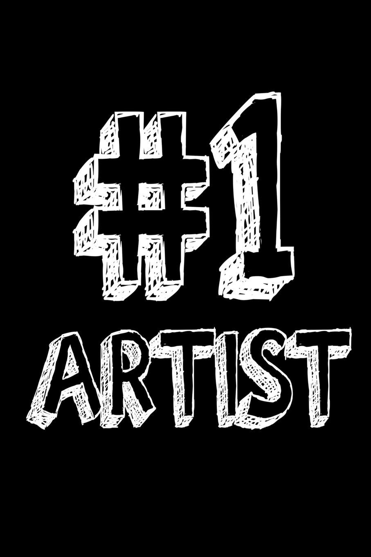 #1 Artist: Best Artist Ever Appreciation Gift Notebook pdf epub