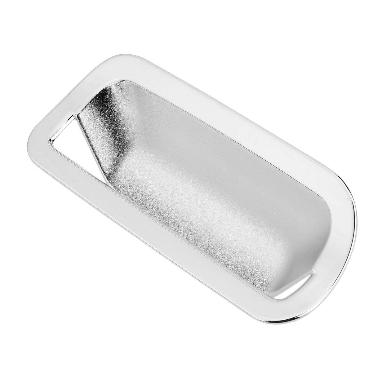 Tree-on-LifeLuxurious Car Chrome Door Handle Cover For Honda For CR-V 2007-2011 Door Handle Insert Cover Automobile Accessories