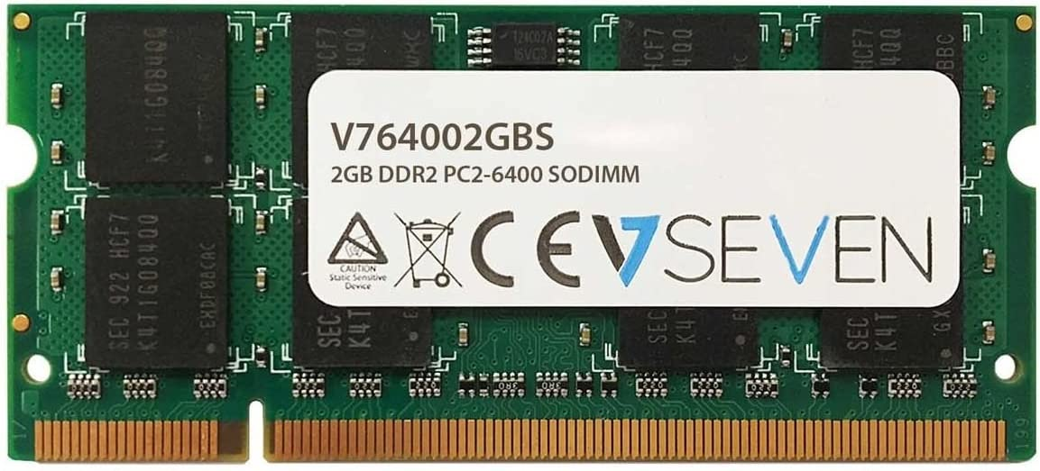 V7 32GB 2666MHz PC4-21300 CL19 Eccdual Rnk X4 1.2V DDR4 SDRAM 288-Pin
