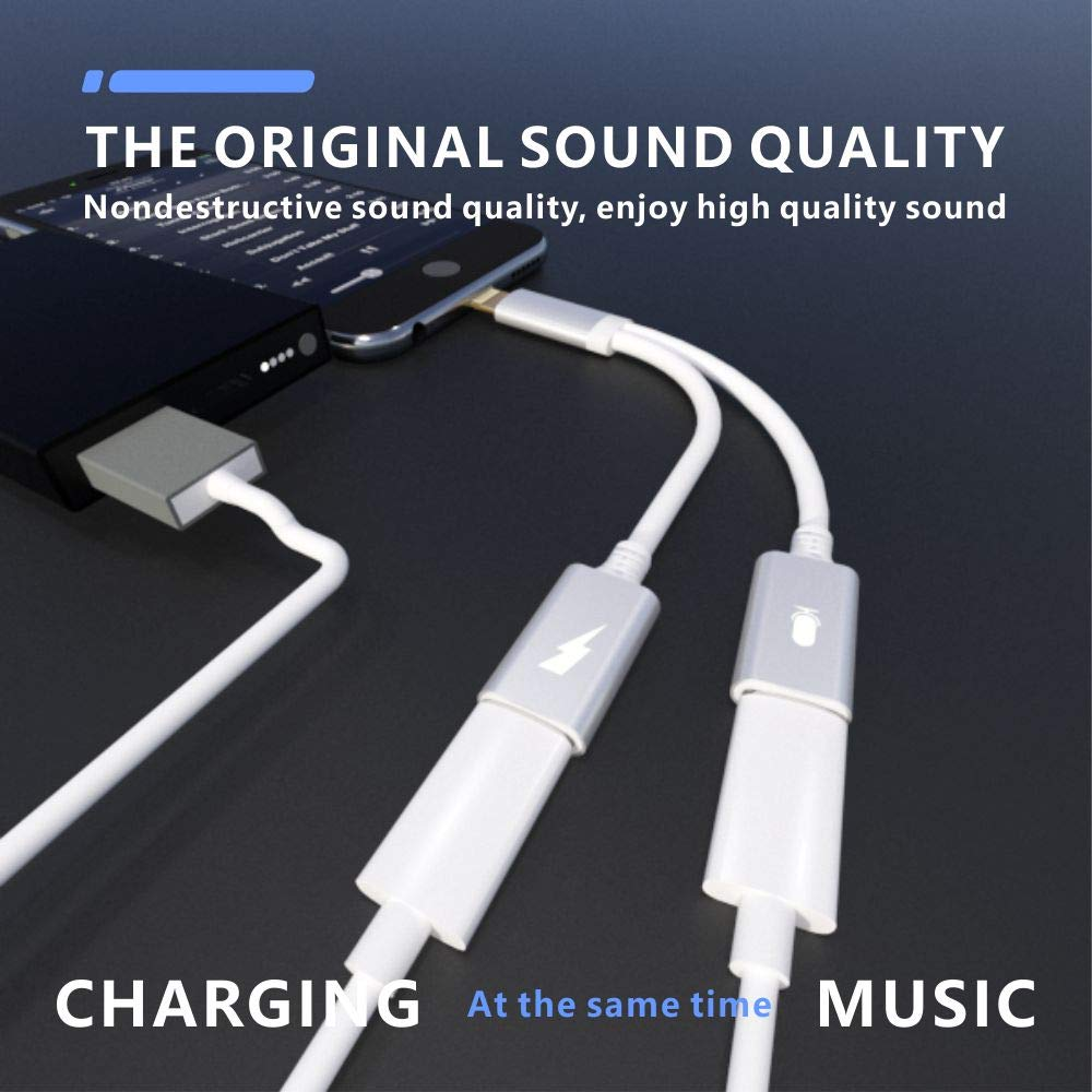Remote Volume Control /& Mic Compatible iPhone iPod ipad only NEOMUSICIA Cable for Audio Technica ATH-M50x//ATH-M40x//ATH-M70x//KRK KNS8400//KNS6400 Headphone