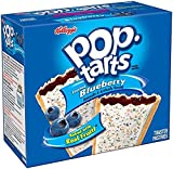 Pop-Tarts Frosted Blueberry 2 boxes 12 Pastries
