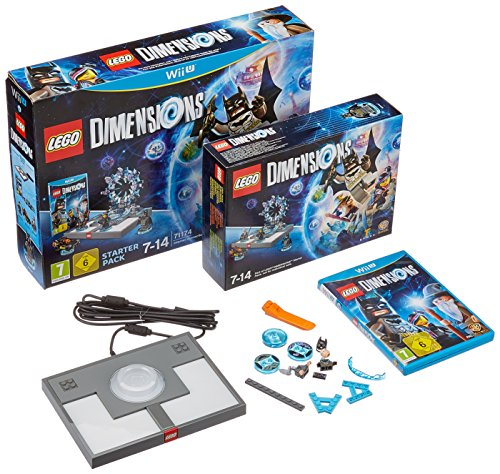 LEGO Dimensions Starter Pack Nintendo u