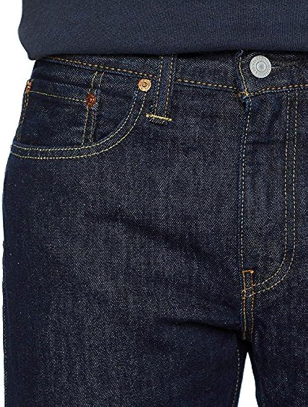 Levi's 502 Regular Taper męskie jeansy pierścieniowe, niebieskie: MainApps: Odzież