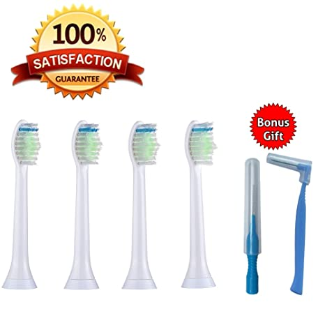smilee cabezales de recambio para cepillo de dientes para Philips Sonicare Diamond Clean mejor valor Multipack
