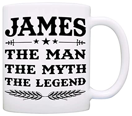 2f11b6048 Papa The Man The Myth The Legend Coffee Mug, Gift for Dad and Grandpa,  Perfect Present for Birthday Christmas and Fathers Day: Kitchen & Dining