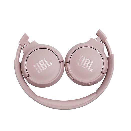 JBL Tune 500BT - Auriculares (Inalámbrico, Diadema, Binaural, Circumaural, 20-20000 Hz, Rosa): Amazon.es: Electrónica