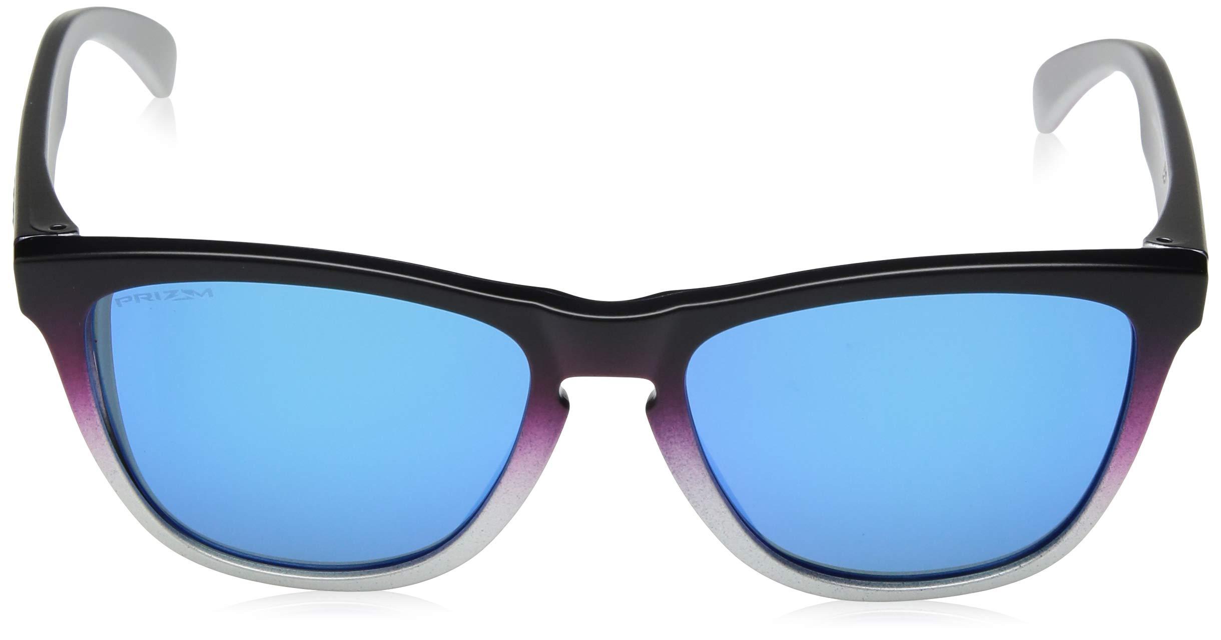 5b7fe295fb Oakley Men s Frogskins 009013 Wayfarer Sunglasses