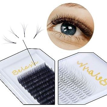 2072b18ef66 Amazon.com : False Eyelashes Individual Eyelashes Individual Eyelashes  Extension Single Volume Lash Extension Lashes Individual Long, Medium C  Curl 0.07 ...