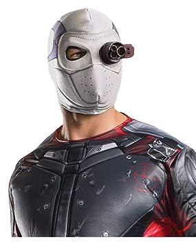 El suicidio máscara de tela escuadra Deadshot