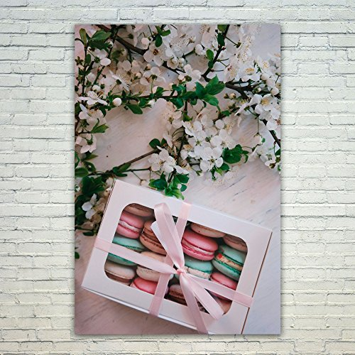 Westlake Art Bakery Brand - 12x18 Poster Print Wall Art - Modern Picture Photography Home Decor Office Birthday Gift - Unframed 12x18 Inch (43F4-289DF) ()