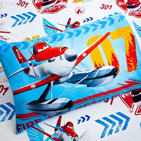Disney Planes Fire & Rescue Twin Size Sheet Set by Disney