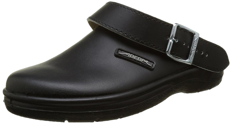 Abeba 8212-49 Arrow Chaussures sabot Taille 49 Noir