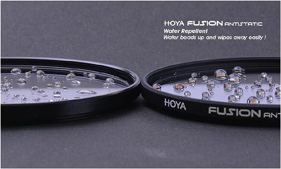 Hoya Fusion Antistatic Uv Filter 72 Mm