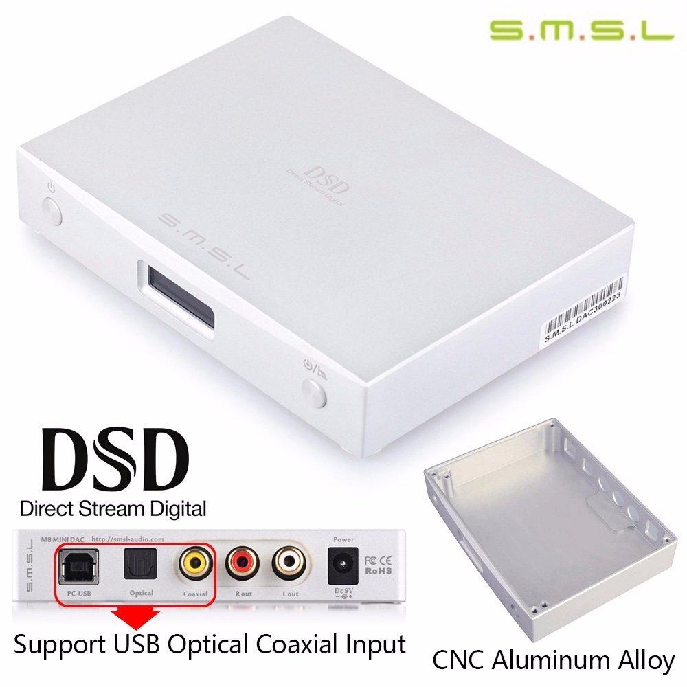 smsl m8 usb dac decoder xmos optical coaxial amazon co uk smsl m8 usb dac decoder xmos optical coaxial amazon co uk electronics