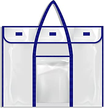 Bulletin Board Art Storage Chart Bag Portfolio Case for Poster /& Art 26 x 20