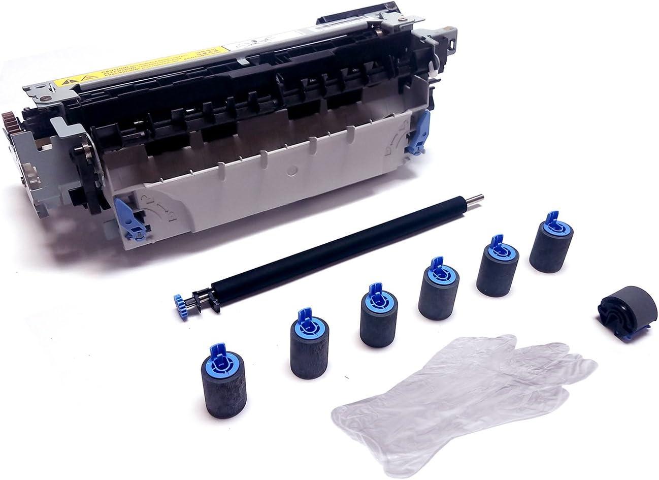 Altru Print C8057A-MK8-AP (C8057-69001 C8057-67901) Maintenance Kit for HP Laserjet 4100 (110V) Includes RG5-5063 Fuser & Tray 1-4 Roller Kit