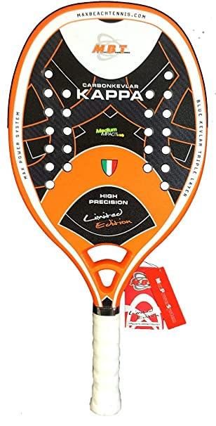 44947d8588a9 Beach MBT Kappa 2014 Tennis Racket  Amazon.co.uk  Sports   Outdoors