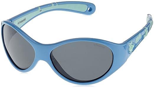 Polaroid P0401 Y2 4EY 47 Gafas de sol, Azul (Bluette Green ...