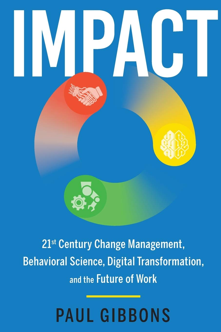 IMPACT  21st Century Change Management Behavioral Science Digital Transformation And The Future Of Work  Leading Change In The Digital Age Band 2