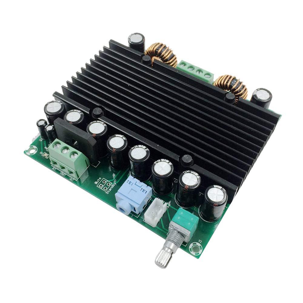 KKmoon XH-M251 Scheda di Alimentazione Pratica Super Power Digital TDA8954 Core Dual 210W 210W Alimentazione CA 12-28V