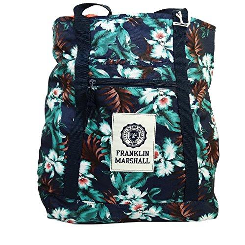 Marshall Franklin Umhängetasche Schultertasche für Blau Handtasche Damen gd1wCRxdq