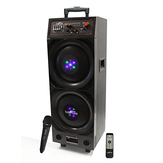 Review BEFREE SOUND BFS-8005 Double