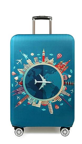 NZ-Luggage cover Maleta Trolley Funda de Funda de Maleta Correa Correa, Funda de