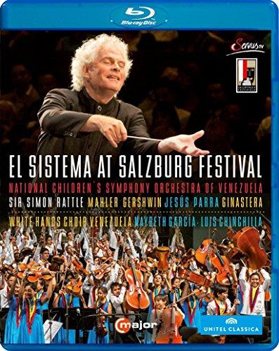 Systema Motor - El Sistema at Salzburg Festival [Blu-ray]