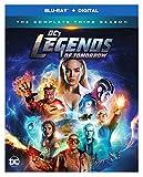 DC's Legends of Tomorrow: Season 3 Cover - Blu-ray, DVD, Digital HD