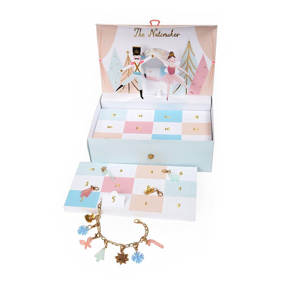 Luck Meri Meri Nutcracker Charm Bracelet Advent Calendar