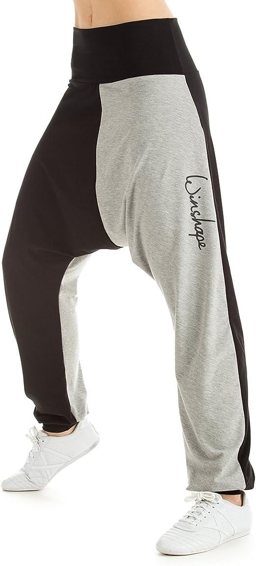 Winshape WBE7 Pantaloni Sportivi da Donna Pantaloni per Danza Fitness Sport e Tempo Libero