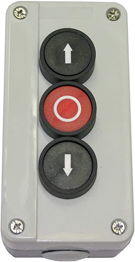 portes Bouton poussoir AP sur//à//stopascenseur garage torantrieb porte porte de garage