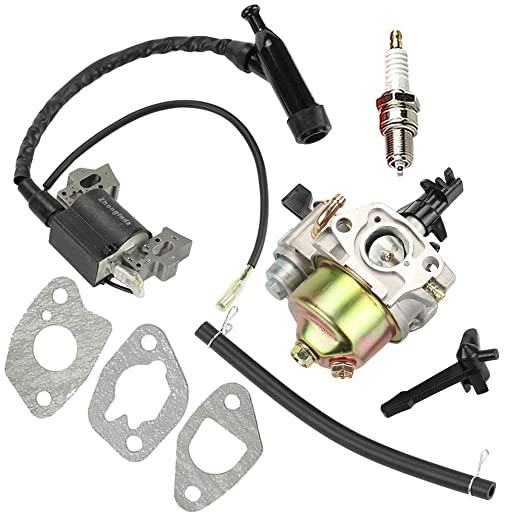 Amazon Com Buckbock Carburetor Carb With Ignition Coil For Harbor