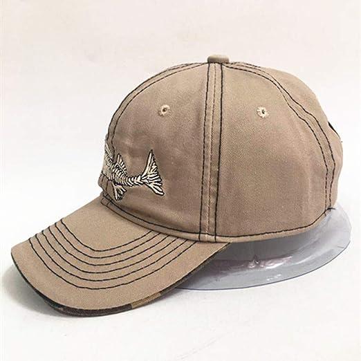 sdssup Protección Solar Sombrero para el Sol Sombrero de Pesca ...