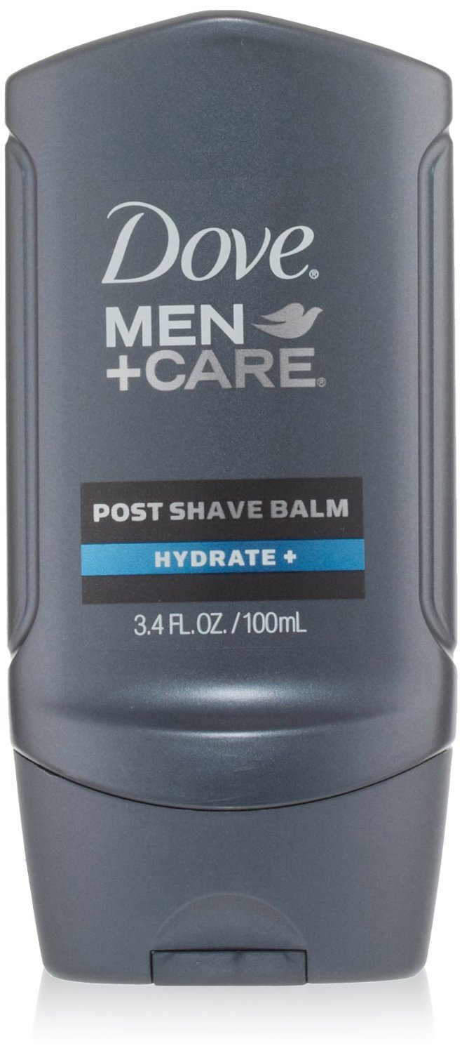 Dove Post Shave Balm Hydr Size 3.4z