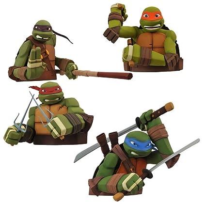 Amazon.com: Tiras Ninja TMNT para adolescentes, juego ...