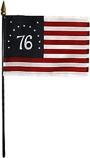 product image for Bennington Flag 4X6 Inch Mounted E Gloss