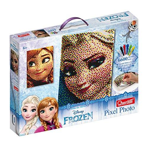 Quercetti Pixel Photo Frozen - Elsa and Anna Portrait 6600 pcs - -