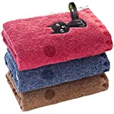 Black Cat Decor Hotel & Spa Towels Luxury Turkish Bath Towels Cotton Bath Towels (1pack/set)