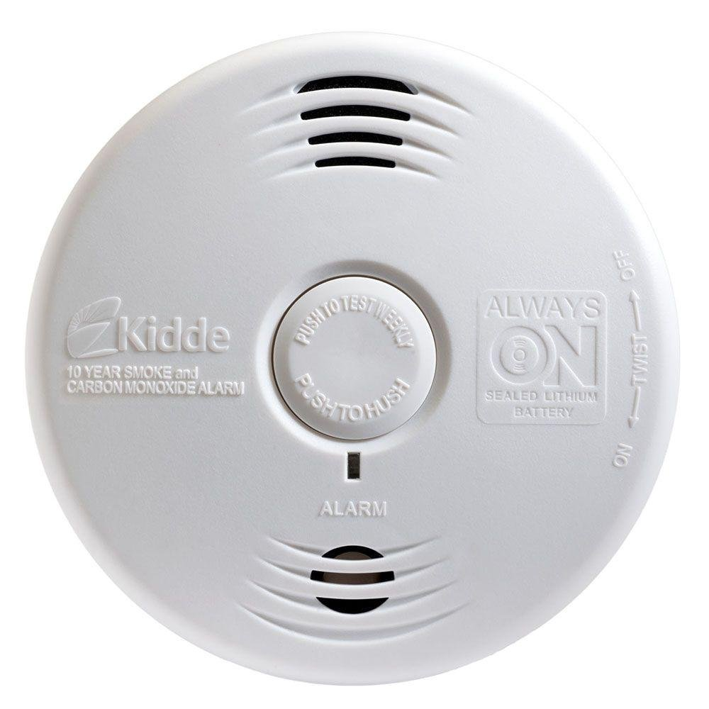 Worry-Free Hardwired Smoke & Carbon Monoxide Alarm with Lithium Battery Backup I12010SCO by Kidde (Image #13)