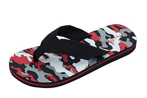 2193c16ddf9 Image Unavailable. Image not available for. Color  New Starbay Brand Women s  Grey Black Light Weight Canvas Flip Flops Sandals ...