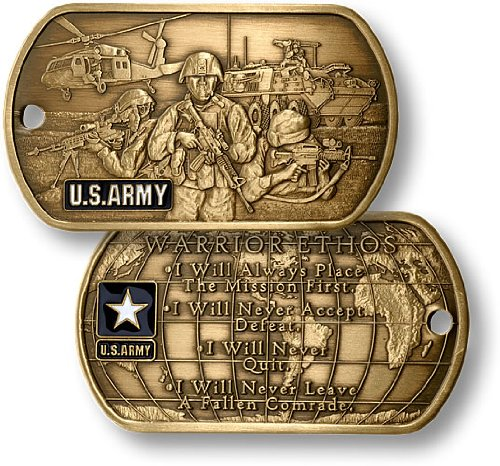 Us Army Dog Tag - 1
