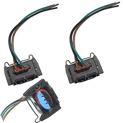 Amazon com: Set of 2 Ignition Coil Pack Wiring Harness