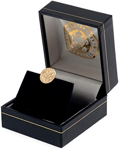 Leicester City F.C 9ct Gold Earring