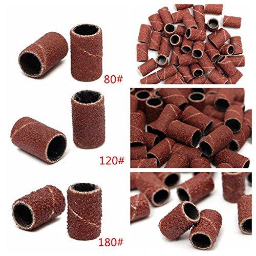 Doradus 50pcs 80/120/180 Grit Schleifbänder Schleifwerkzeug